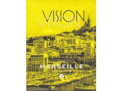 2018 Vision Marseille couverture
