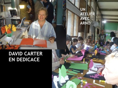 DAVID CARTER ET ARNO