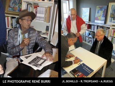 RENE BURRI