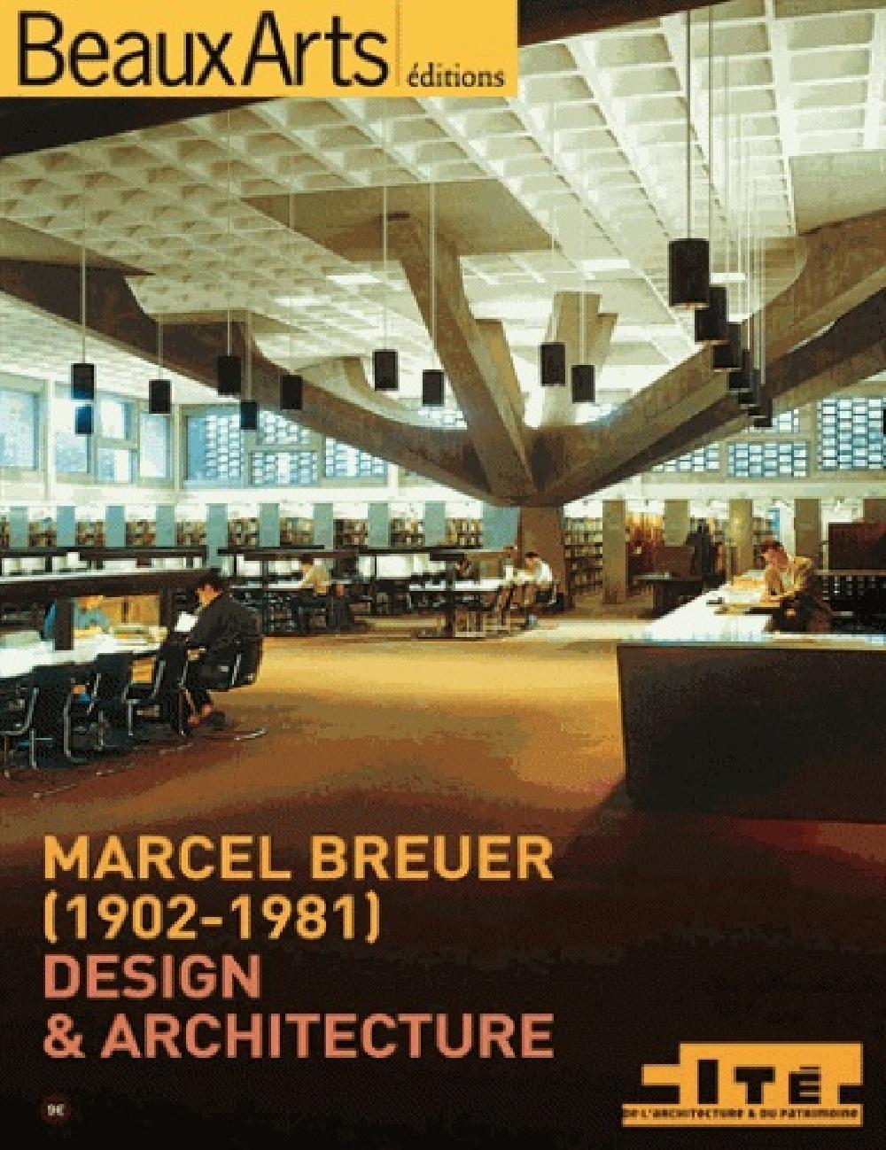 Marcel Breuer (1902-1981) - Design & architecture