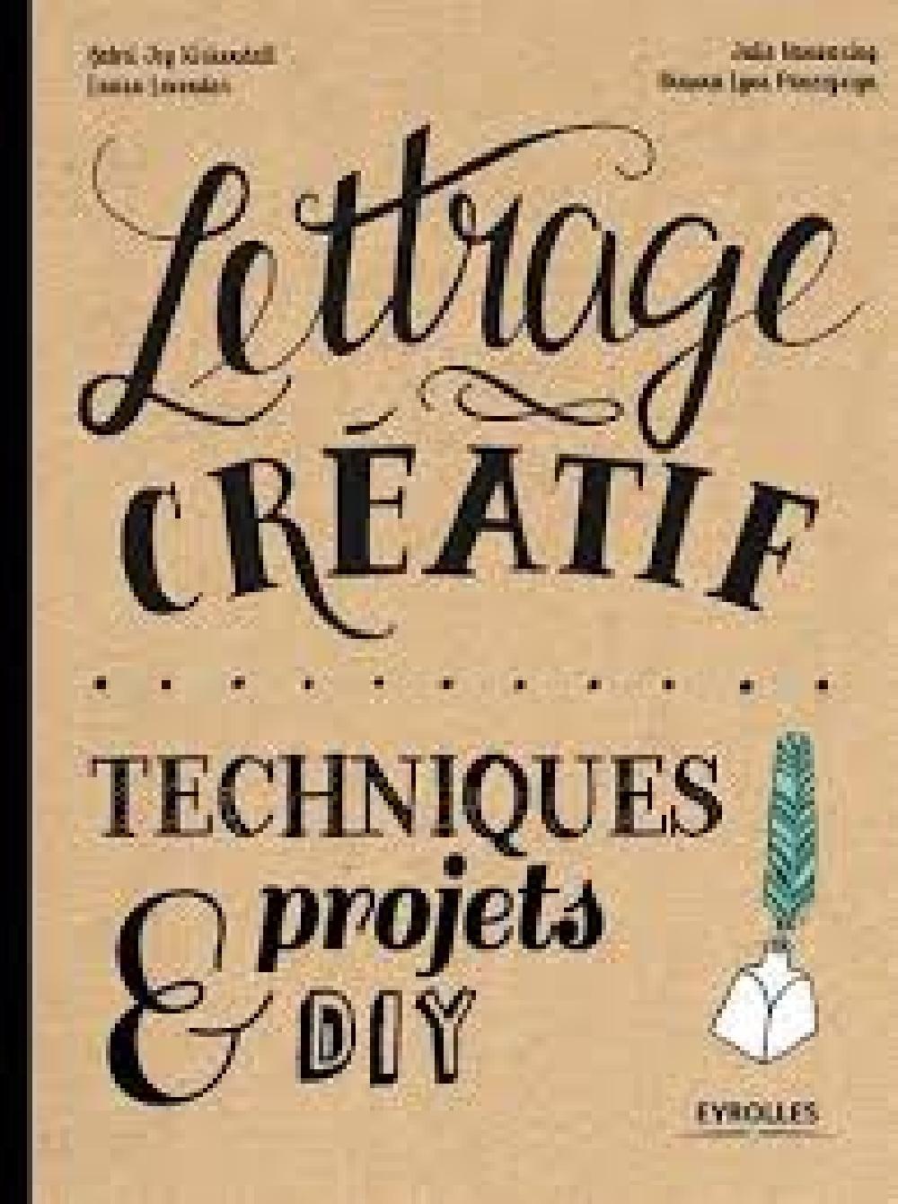 Lettrage créatif