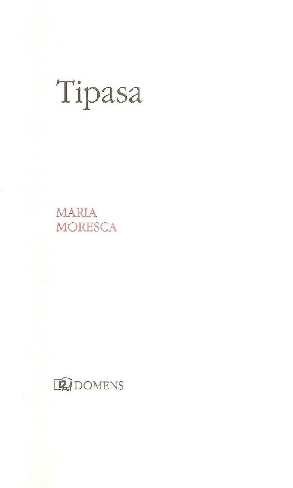 Tipasa Maria Moresca