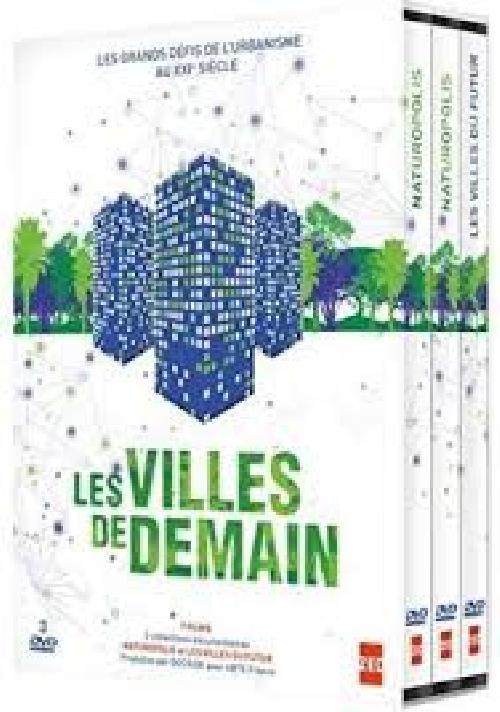 Les Villes de demain (2014) - (3 DVD)