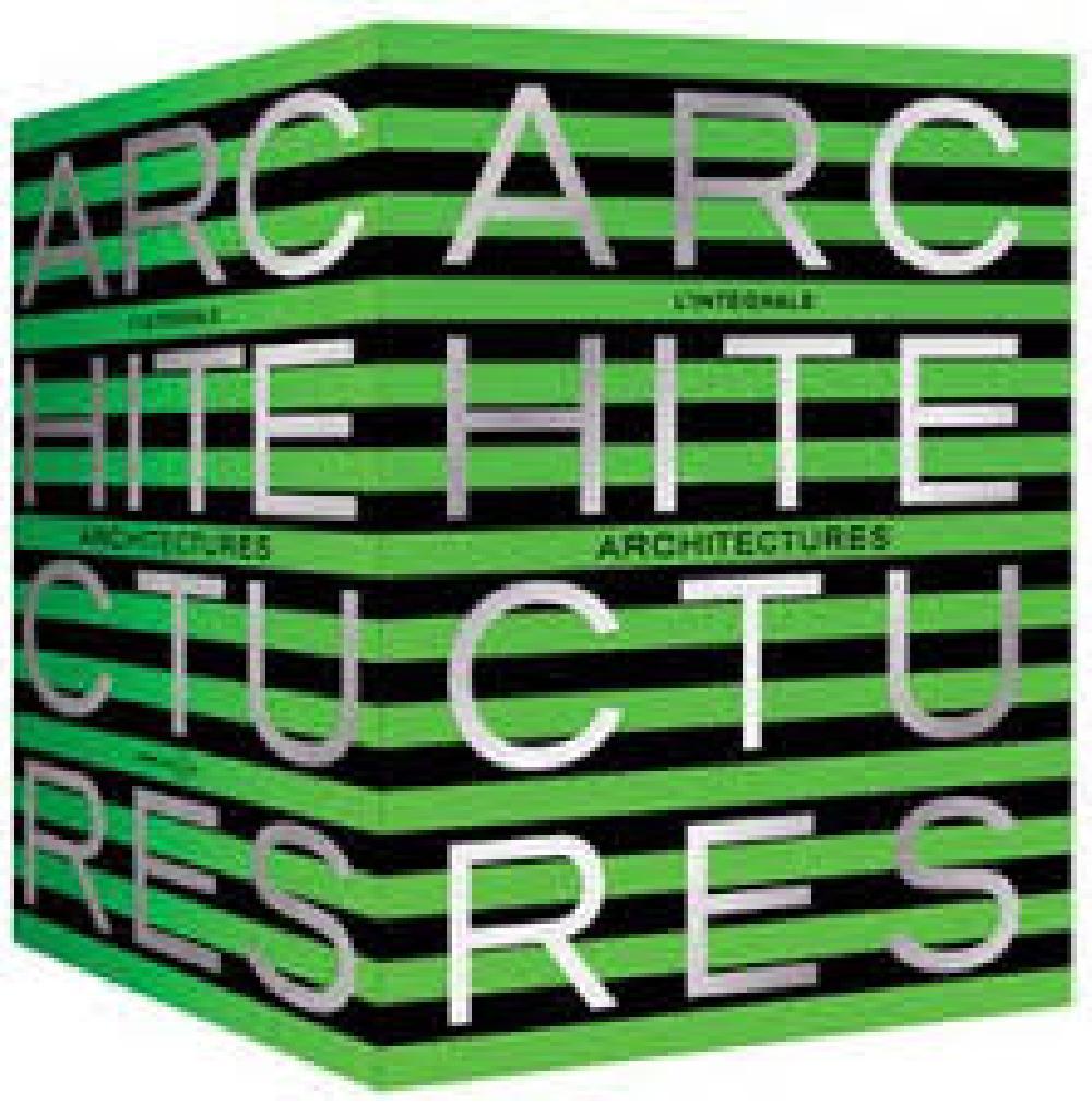 ARCHITECTURES L'INTEGRALE - (COFFRET 11 DVD ARTE)