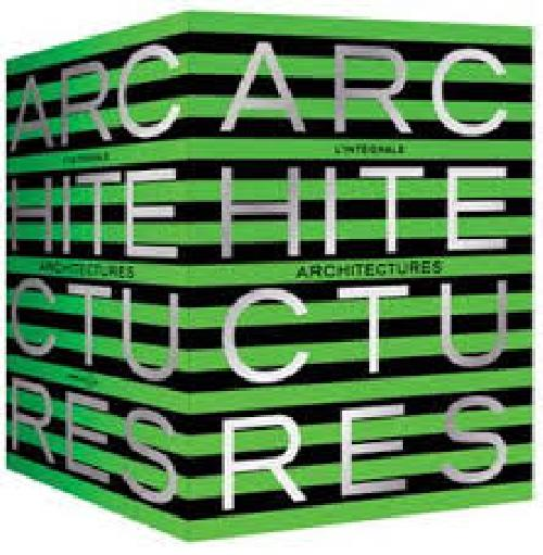 ARCHITECTURES L'INTEGRALE - (COFFRET 11 DVD ARTE)