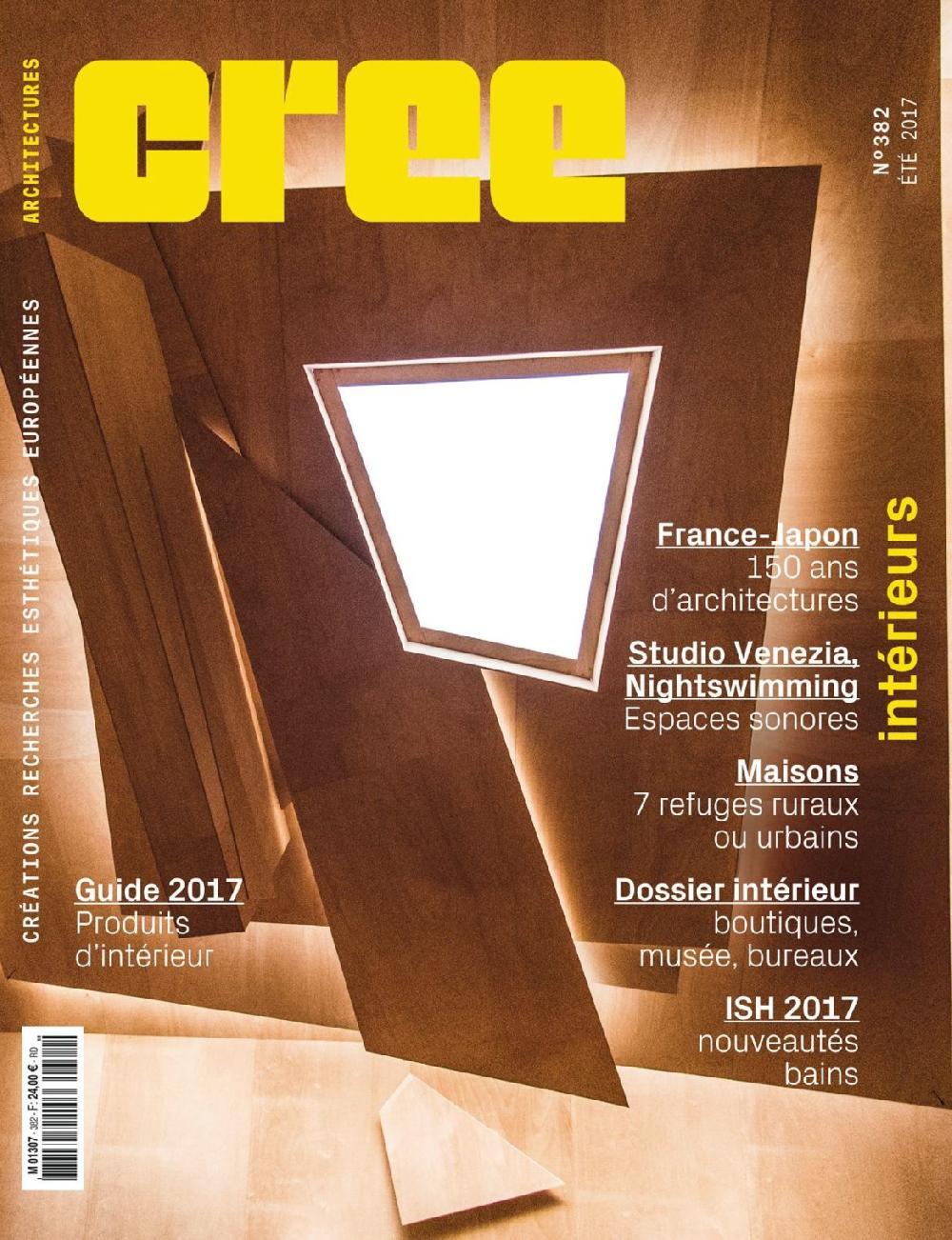Architecture intérieure CREE n°382