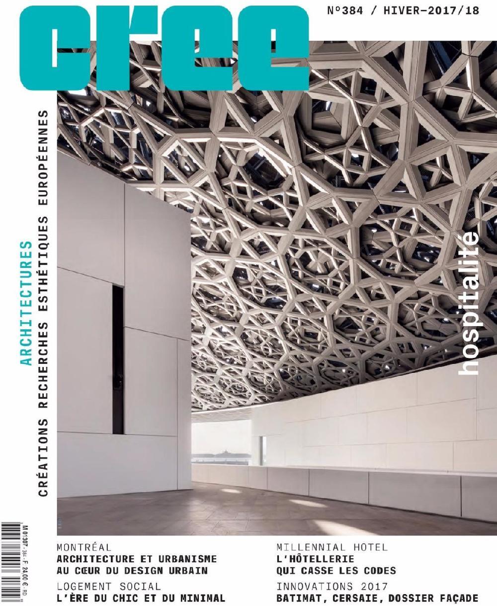 Architecture intérieure CREE n°384