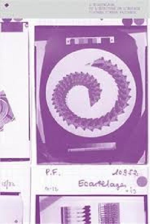 L'écartelage ou l'écriture de l'espace d'après Pierre Faucheux