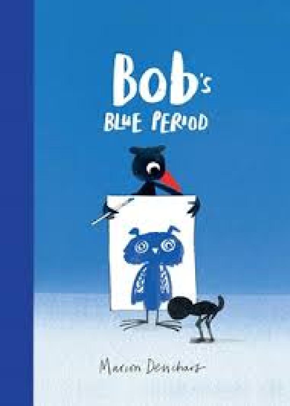 Bob's blue period