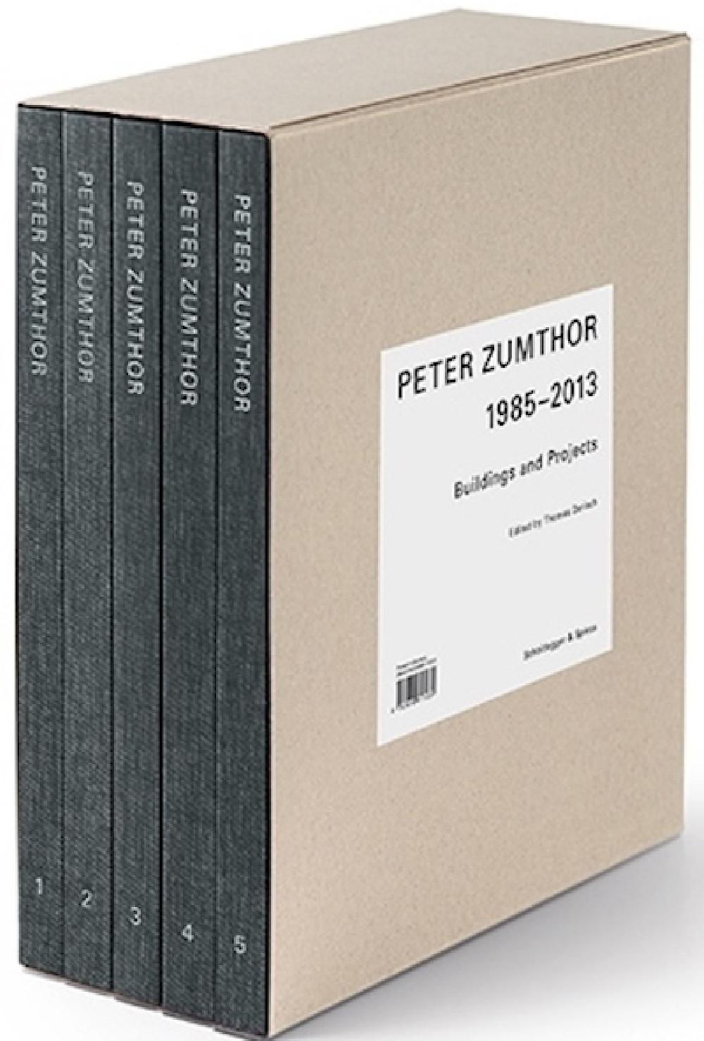 Peter Zumthor - Buildings and Projects - 1985-2013
