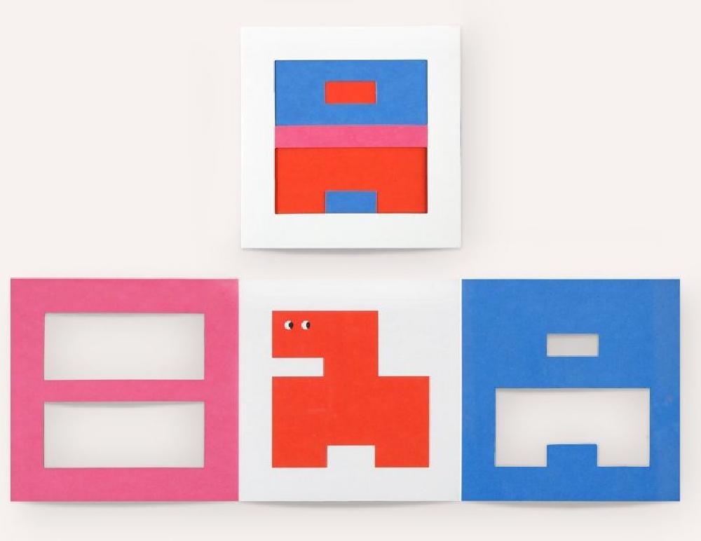 Ini-Minimalism 1 Minimal Art for Little People