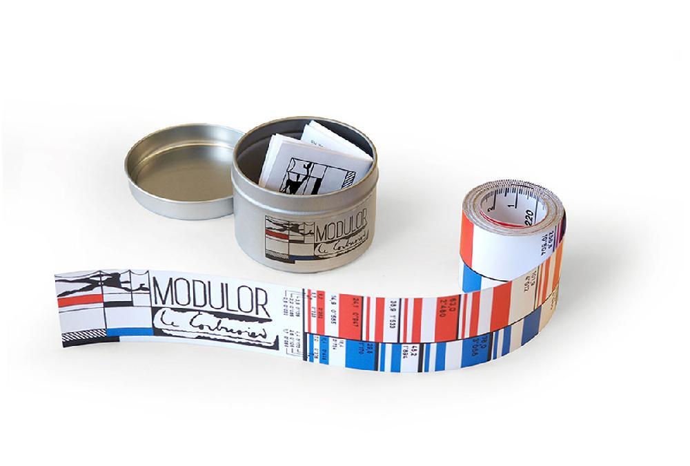 Le Corbusier Modulor Rule - Fondation Le Corbusier