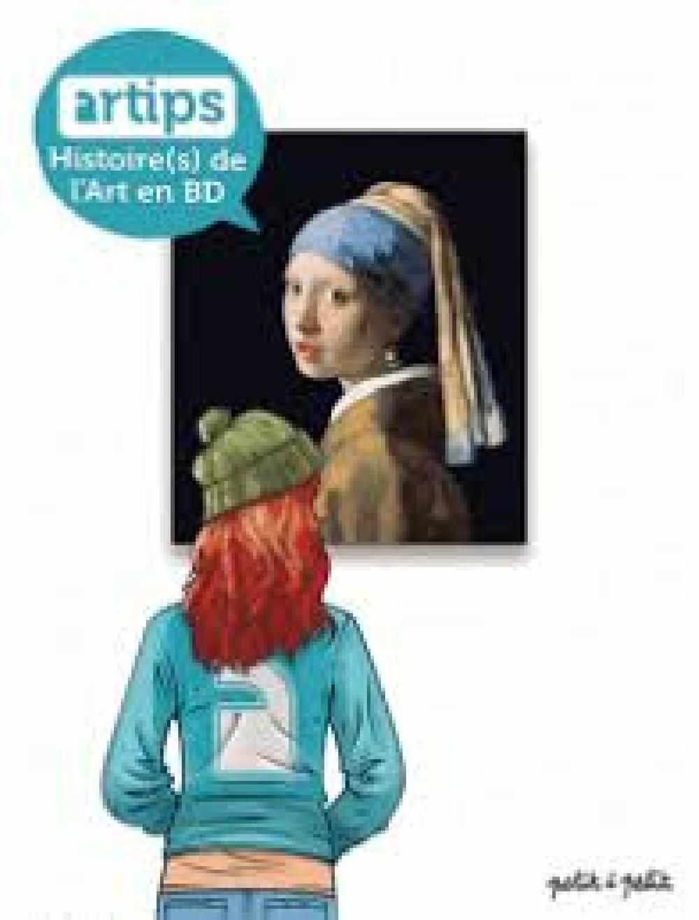 Artips : Histoire(s) de l'Art en BD