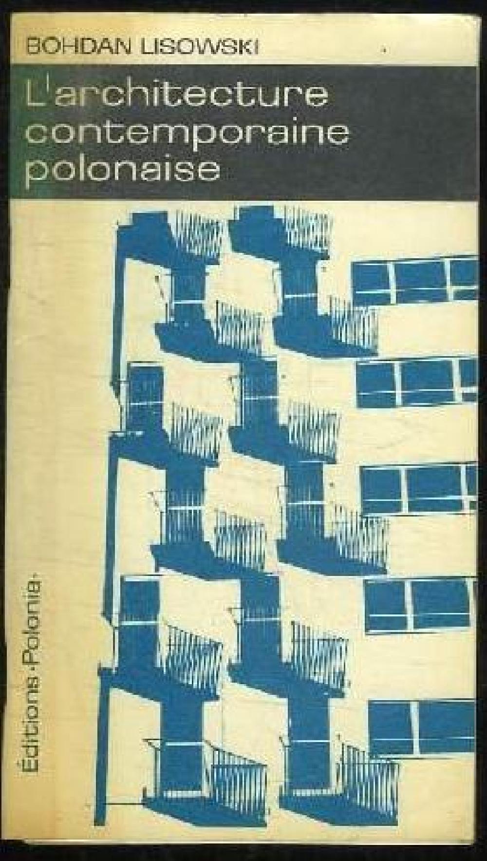 L'architecture contemporaine polonaise