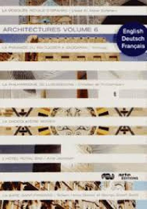 Architectures - Volume 6