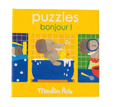 Puzzles Bonjour !