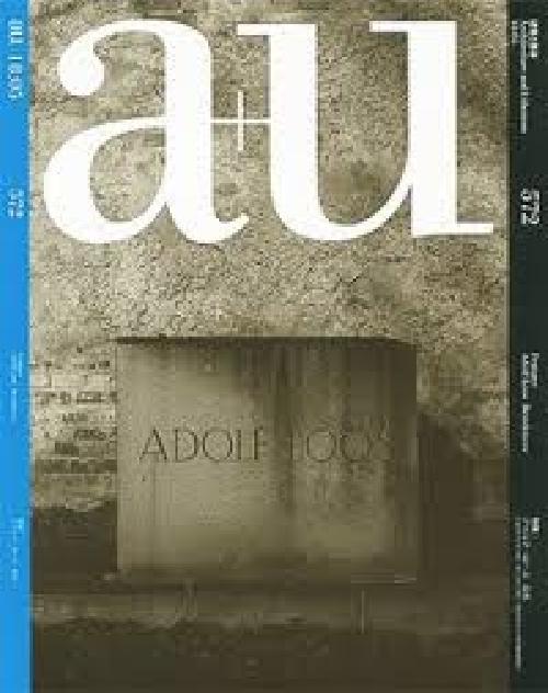 a+u 572 18:05 Adolf Loos Residences