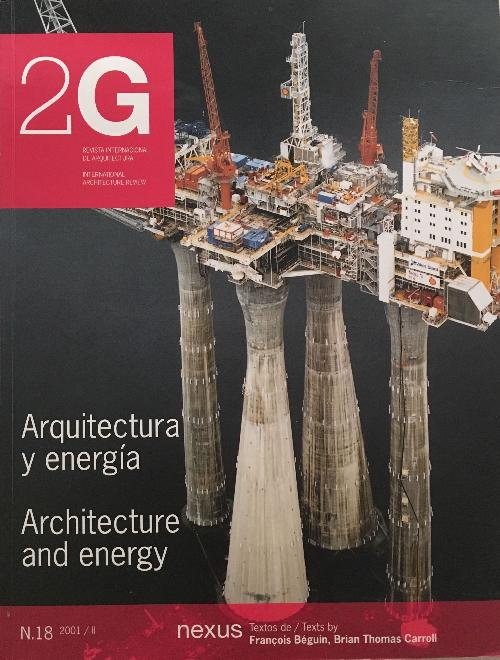 2G n°18 Architecture and Energy