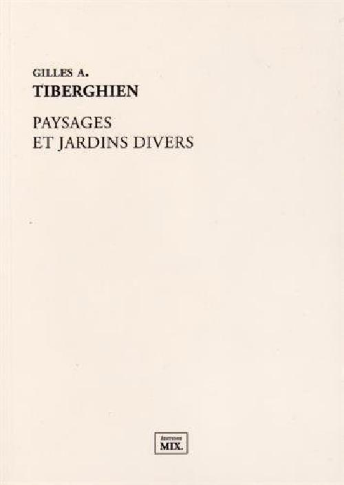Paysages et jardins divers (2e édition)