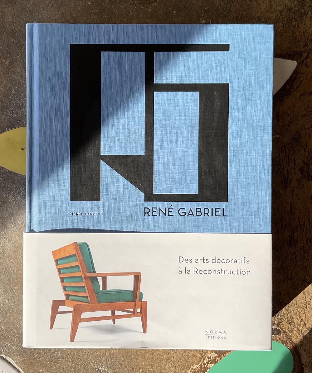 René Gabriel. Des arts décoratifs à la Reconstruction