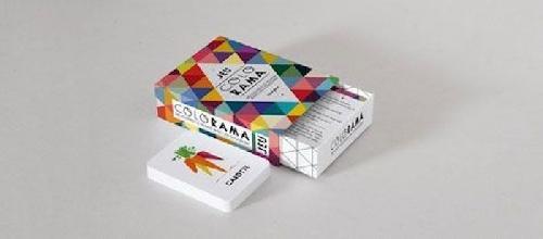 Jeu Colorama - Découvrez le monde avec les couleurs ! (Boîte)