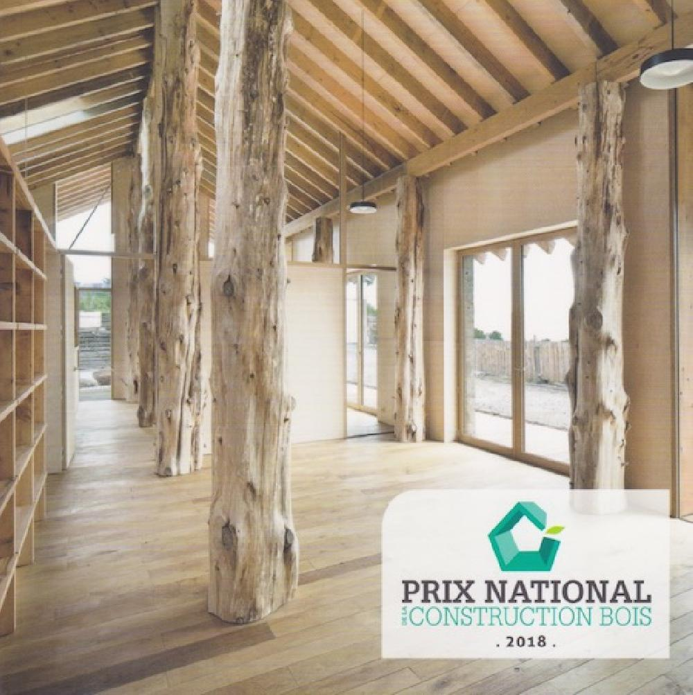 Prix national de construction bois 2018