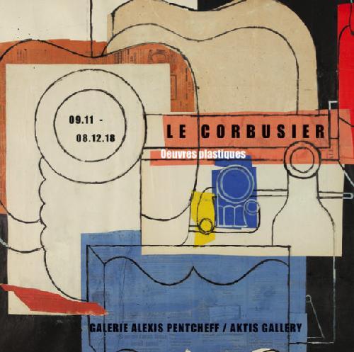 Le Corbusier, oeuvres plastiques