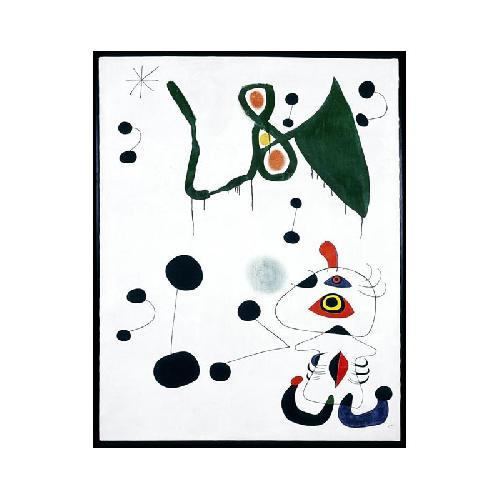 Miró - La couleur de mes rêves