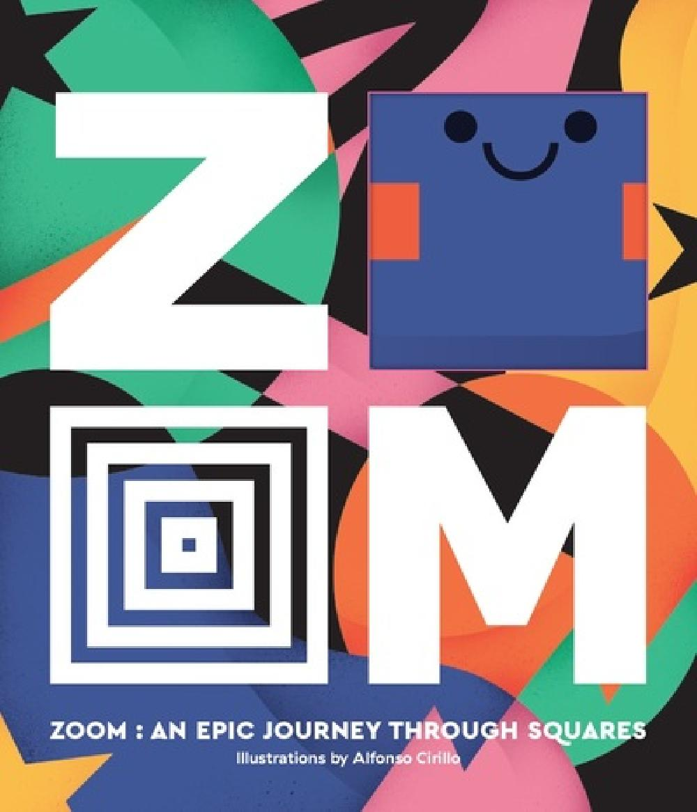 Zoom, an epic journey through squares