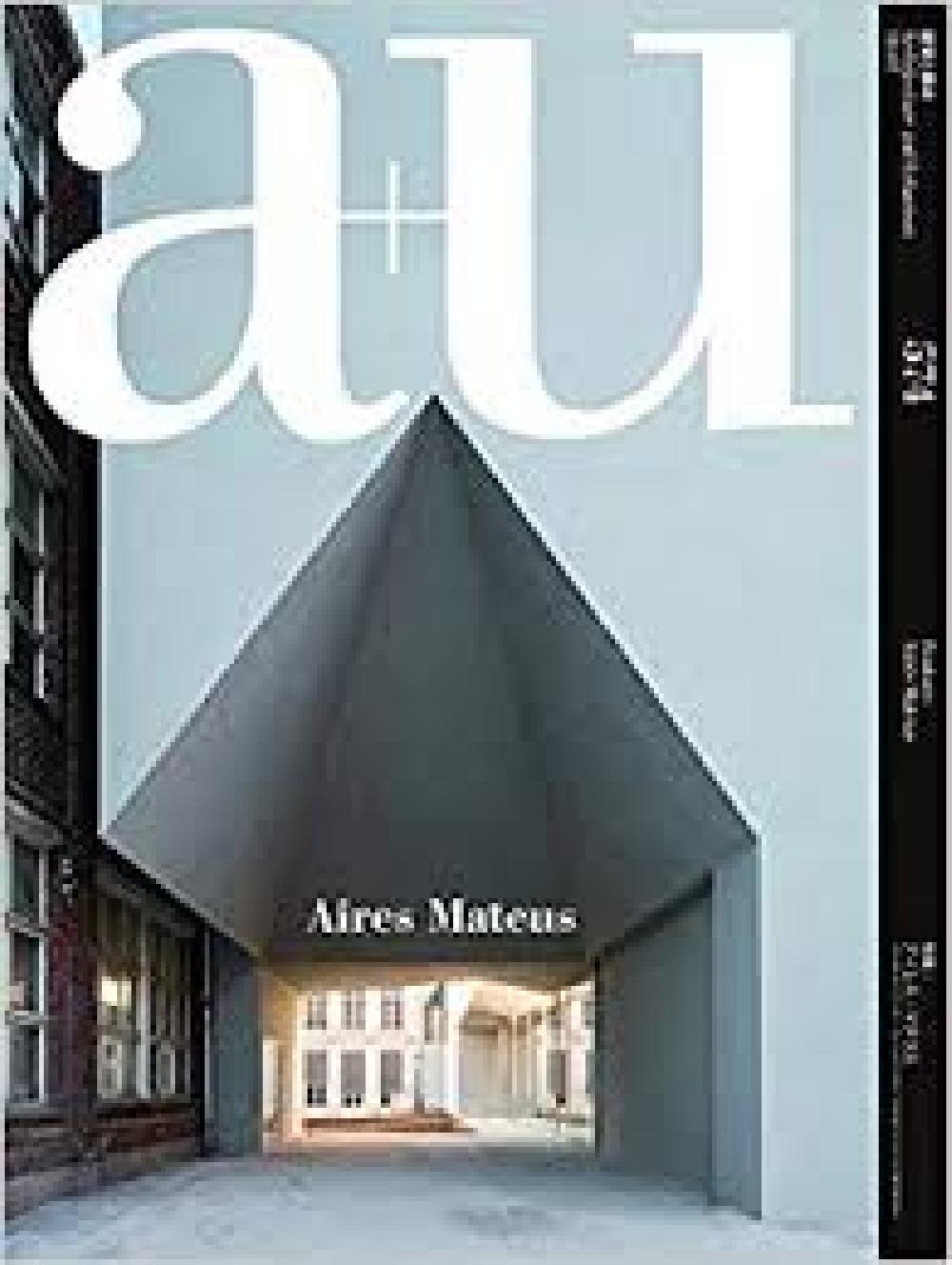 A+U 574 07:18 Aires Mateus
