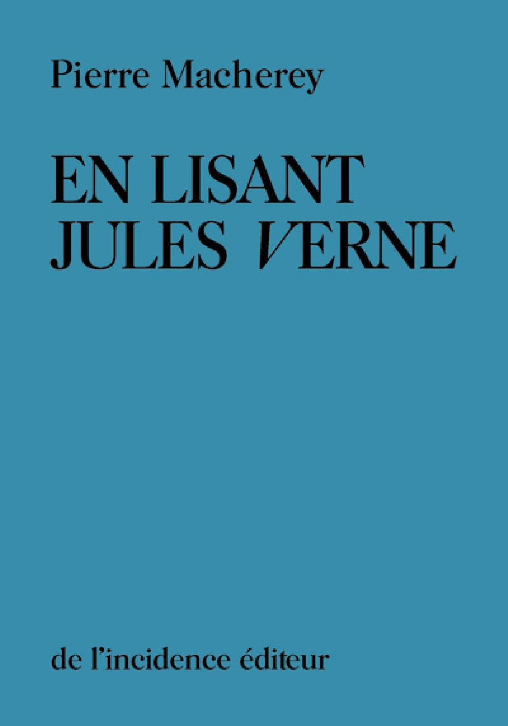 En lisant Jules Verne