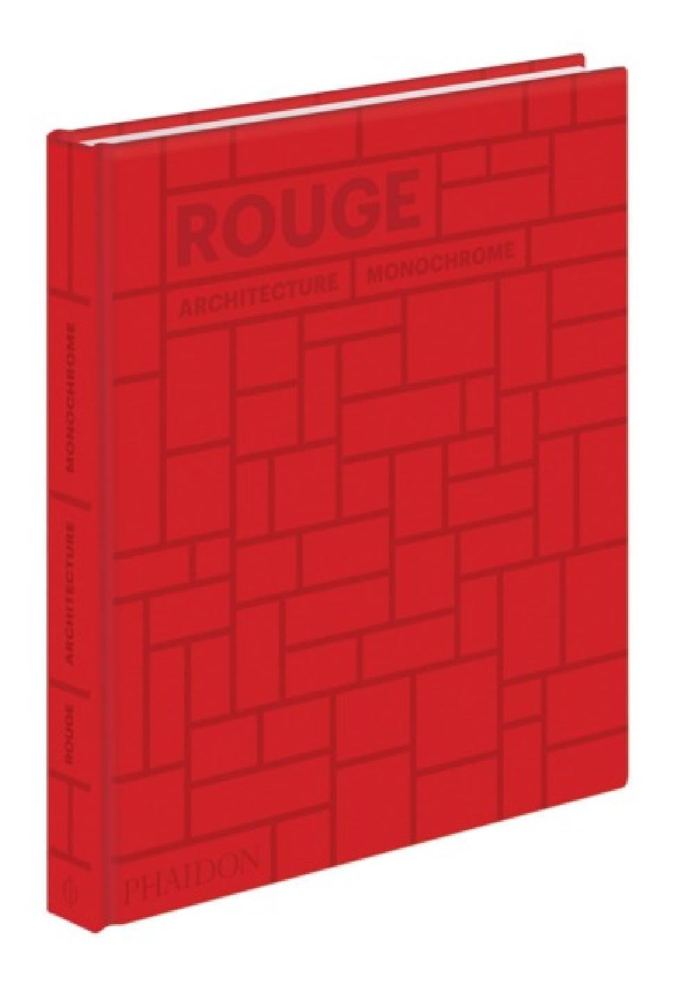 Rouge - Architecture monochrome