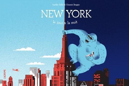 New York le jour et la nuit
