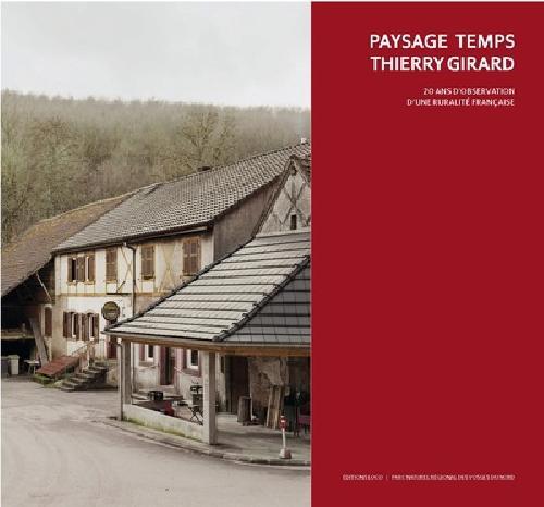 Paysage temps - 20 ans d'observation d'une ruralité française