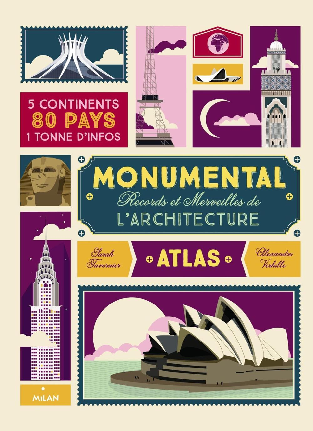 Monumental - Records et Merveilles de l'architecture