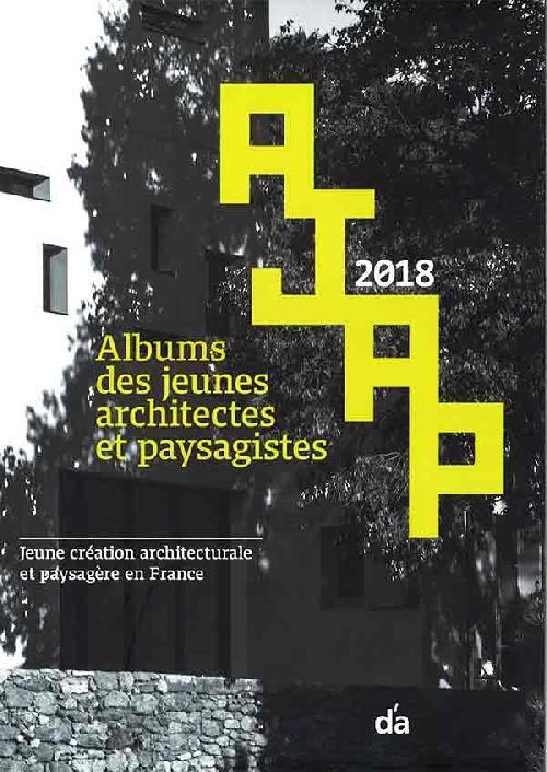 AJAP 2018. Albums des jeunes paysagistes
