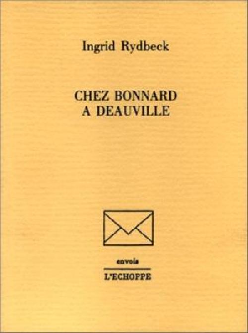 Chez Bonnard à Deauville