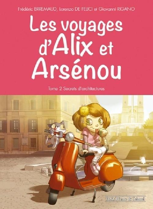 Les voyages d'Alix et Arsenou