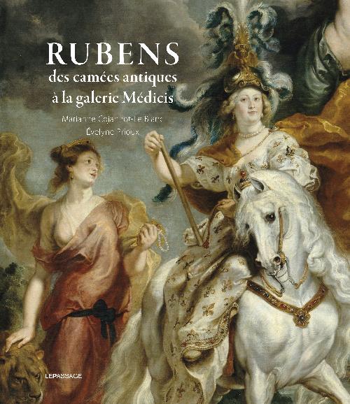 RUBENS - Des camées antiques à la galerie Médicis