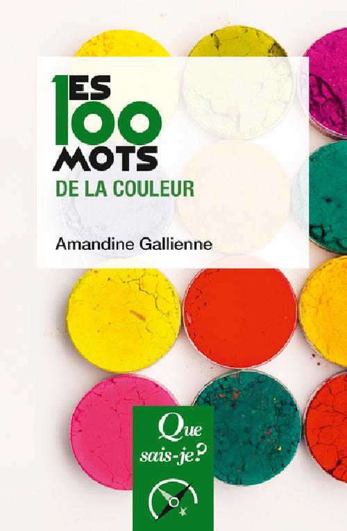 Les 100 mots de la couleur 2e édition