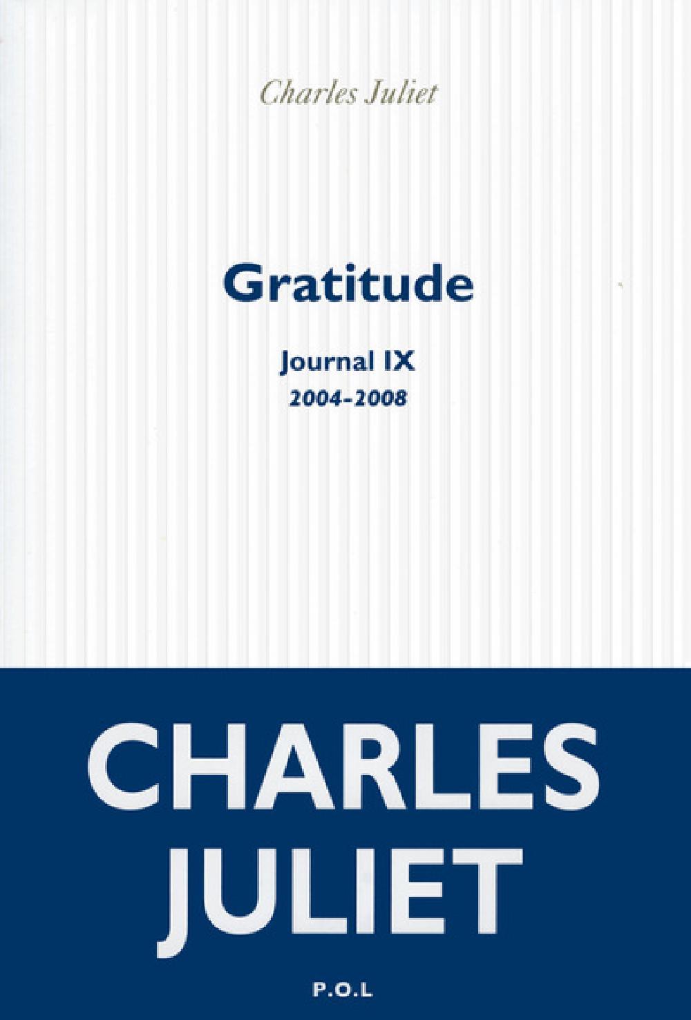 Journal - Tome 9, Gratitude (2004-2008)