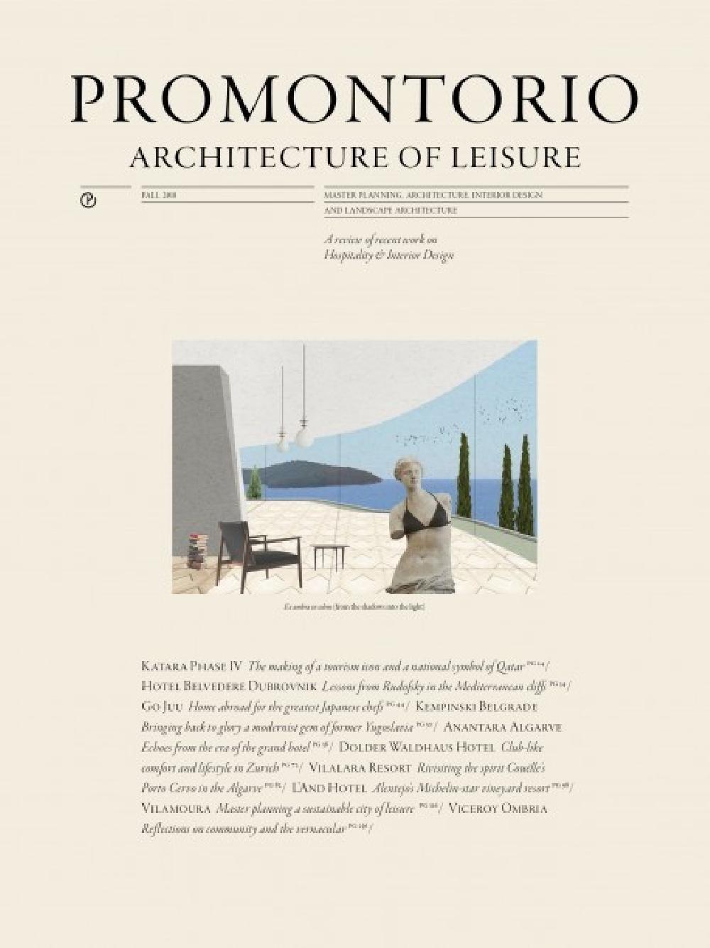 Promontorio: Architecture of Leisure