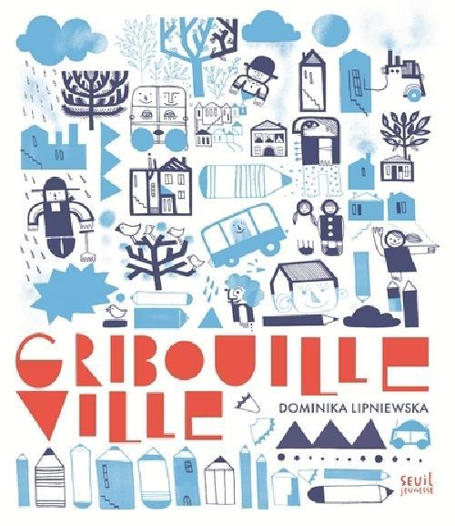 Gribouille ville