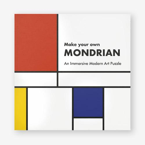 Make Your Own Mondrian A Modern Art Puzzle