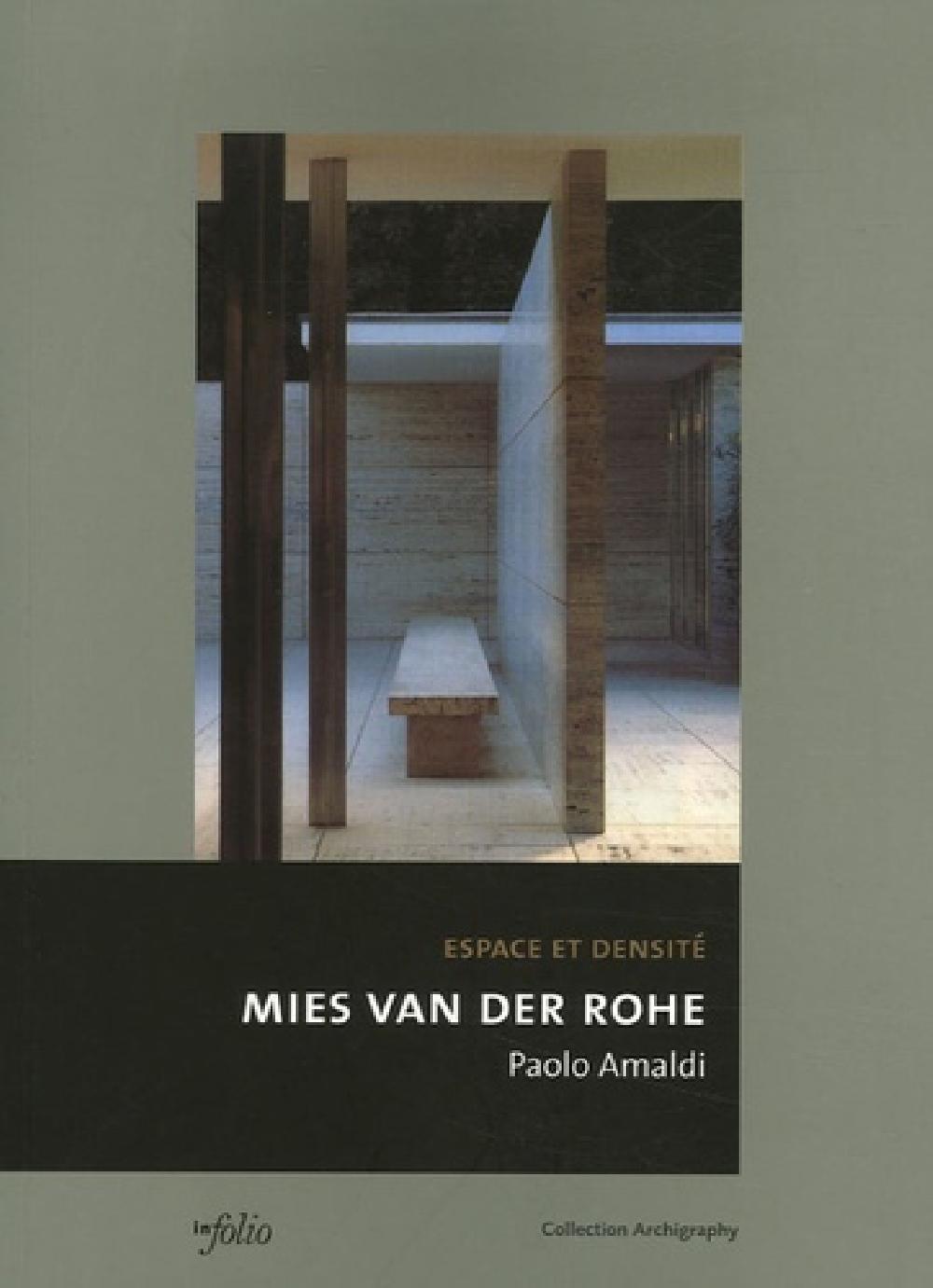 Mies van der Rohe ou la colonne interférente