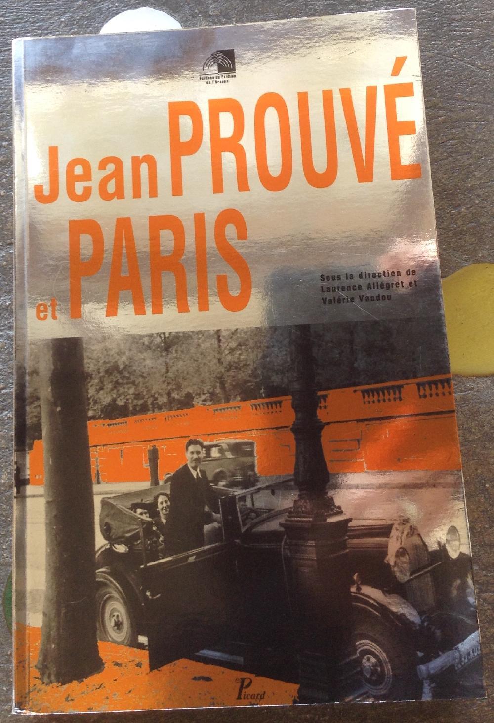 Jean Prouvé et Paris