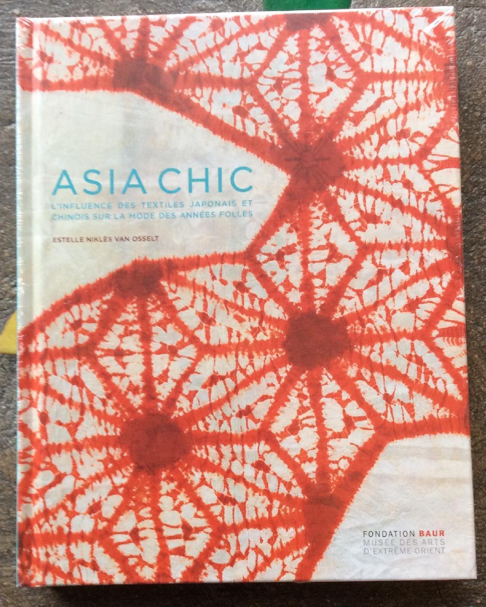 Asia chic - Ou comment les textiles japonais et chinois ont influencé la mode des années folles