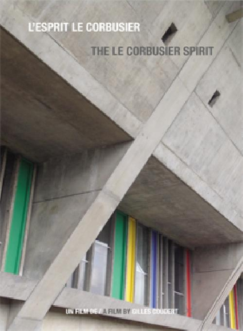 L'Esprit Le Corbusier / The Corbusier spirit (DVD)
