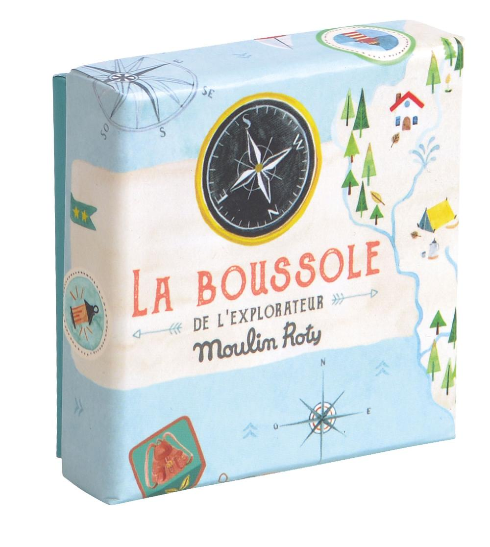 Boussole Le Jardin du Moulin