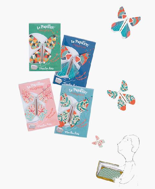 """Papillons Magiques """"Les Petites Merveilles"""""""